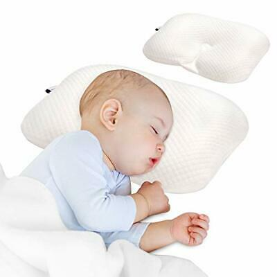 Baby Pillow Flat Head Syndrome Newborn Pillow, Bammax Baby Head Shaping Pillow