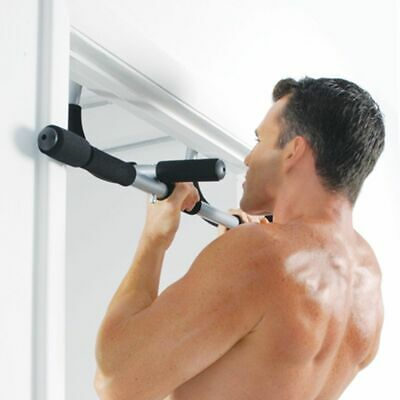 Home Workout Pull Up Bars Door Mount Indoor Fitness Frame Pulling Training Goods
