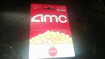 *BRAND NEW* $25 AMC Theatres Gift Card (VIRTUAL DELIVERY)