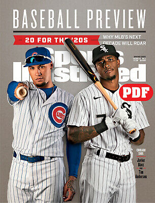 Sports Illustrated USA - March 06, 2020 Baseball Preview magazine PDF