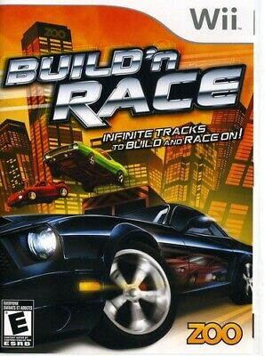 Build N Race for Nintendo Wii WII Simulation (Video Game)