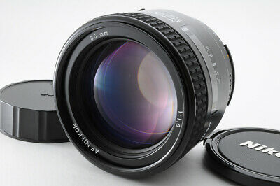 [Near Mint] Nikon AF Nikkor 85mm f/1.8 AF Auto Focus Portrait from JAPAN HK304