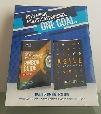 Project Management Body of Knowledge (PMBOK Guide) 6th ed & Agile Practice Guide