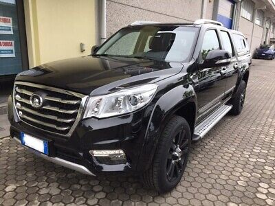 GREAT WALL Steed 6 2.4 Gpl AWD Hard Top Cerchi Blackmat Business