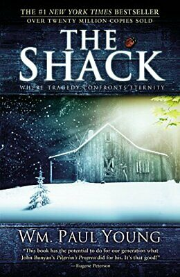 The Shack: Where Tragedy Confronts Eternity by William Paul Young (2007,Digital)