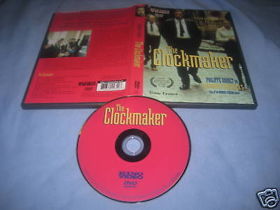 The Clockmaker Dvd Kino Video