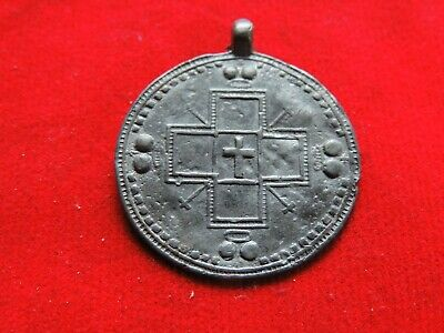Ancient Medallion  Middle Ages