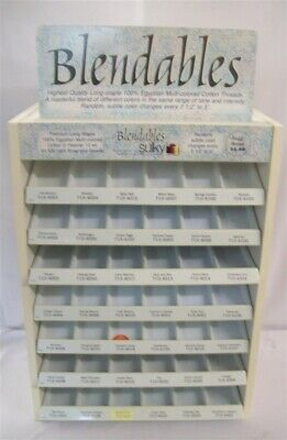 Store Fixture Supplies Counter Top/Pegboard Display Rack 42 Compartments