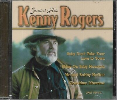"""Kenny Rogers.....""""Greatest Hits""""......Brand New Factory Sealed Country Cd"""