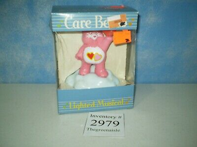 NOS Care Bear birthday musical gift tag MCMLXXXIV 1984 American Greetings