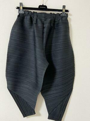 PLEATS PLEASE issey miyake sarouel pants bottoms trousers size 1 MINT