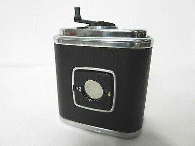 【Exc+5】 Hasselblad A12 Type II 6x6 Film Back Magazine Holder from JAPAN #1299