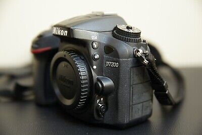 Nikon D7200 Body Only - Used