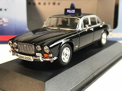 Vanguards VA08613 Jaguar XJ6 Series I 4.2 1972 Dumfries & Galloway Patrol Car