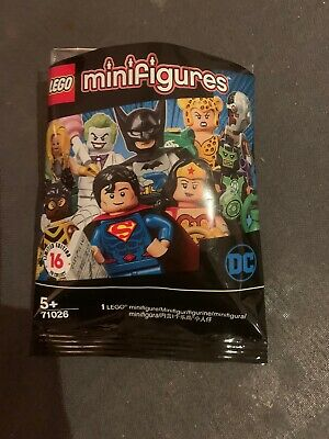 LEGO 71026 Minifigures DC Super Heroes Series - 7 - Superman New