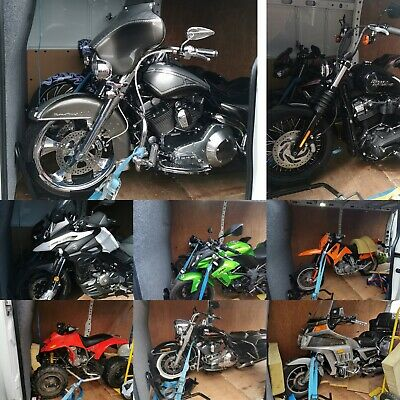 Motorcycle Delivery / Motorcycle Transport / Same Day Collection / Delivery