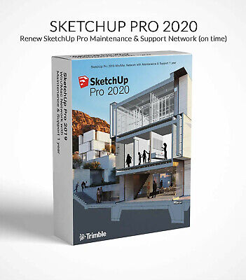 SketchUp Pro 2020 for Windows 💥 Full Version 💥 Life Time 💥 multilingual 💥