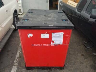 Fiberglass reusable bulk container 48x40x40 / Local Pick Up Only