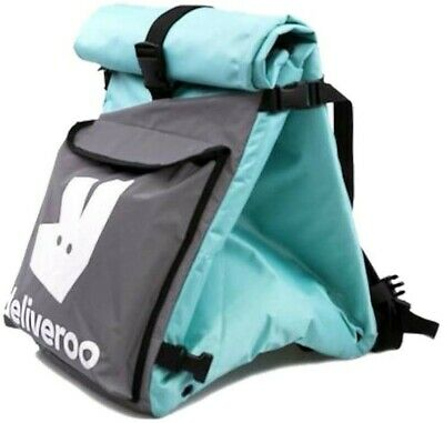 Deliveroo Roll Top thermal bag
