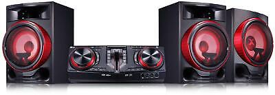 LG CJ88 XBOOM 2900W Hi Fi System Party Thruster - take control of your party
