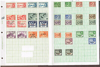 4-Pages Somaliland   F- Vf Mlh And  Used    (Ram26,1