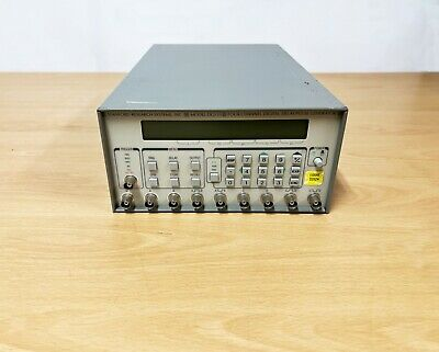 Stanford Research Systems SRS DG535 Digital Delay / Pulse Generator (OPT 01, 03)
