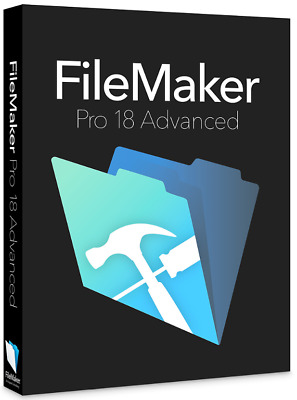 FileMaker Pro 18 Advanced For Win and MacOS ✔ LifeTime Key ✔ Fast Delivery