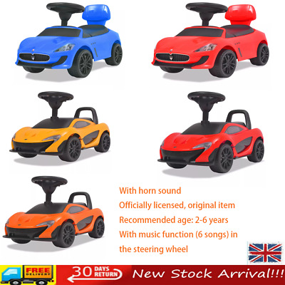 Kids Ride On Car Electric McLaren/Maserati With Music Function Children Toys Car
