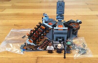 LEGO Star Wars Carbon-Freezing Chamber (75137) - COMPLETE WITH MINIFIGURES