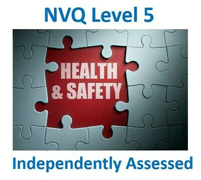 NVQ Level 5 Health and Safety ANSWERS *Quick Dispatch* *Independently Assessed*