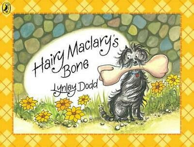 Hairy Maclary's Bone by Lynley Dodd (English) Paperback Book Free Shipping!