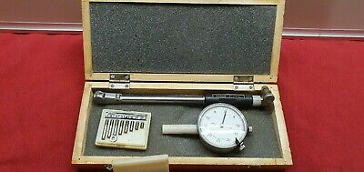 """Dial Bore Gauge Marked 0.7"""" - 1.5"""" Looks Unused & Appears to Work Fine"""