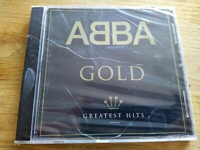 Abba Gold Greatest Hits New CD 1992
