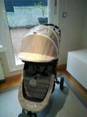 Baby carriage city mini baby jogger and baby carrycot deluxe arena