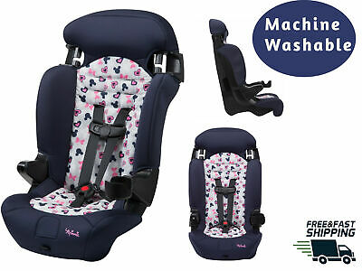 Baby Safety Convertible Car Seat Chair Booster Highback For Kids Travel booster