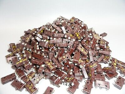 MICRO SWITCH  SPDT MODEL 1SM3 (Lot of 400) NOS