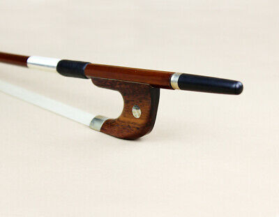 Germany Style Pernambuco Double Bass Bow Master Recommend Good Control Strong