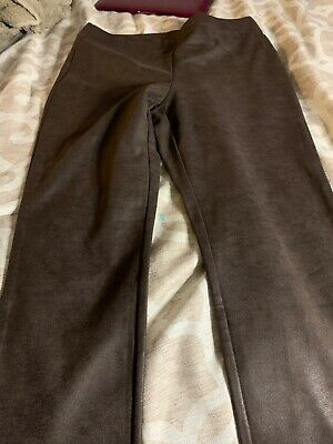 A Womens Chicos Brown Pair Of Pants