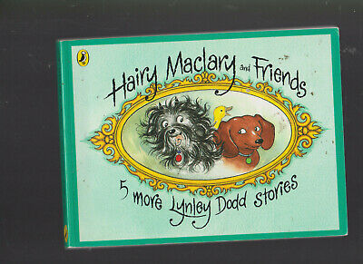 Hairy Maclary And Friends - Five More Lynley Dodd Stories