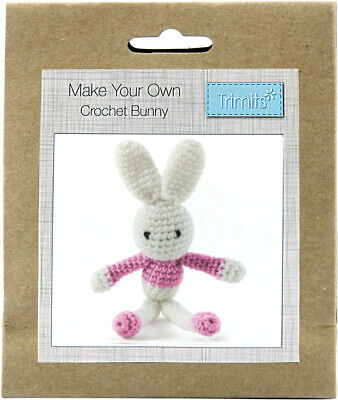 Trimits Make Your Own Crochet Bunny