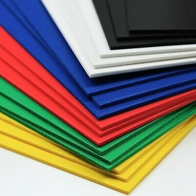Bubbalux CraftTex ® Small and Large Sheet - All colours available! Foam Board