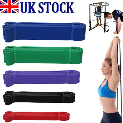 Resistance Bands Exercise Loop Set Pull Up Workout Men Women Fitness Set Glutes