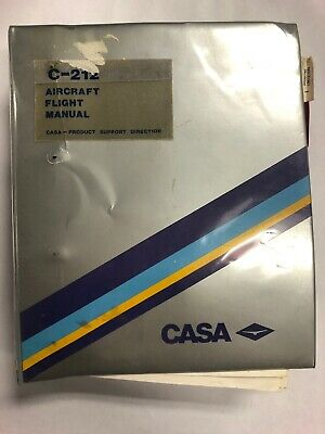 CASA C-212 Aviocar Model C-212-CC Aircraft Flight Manual