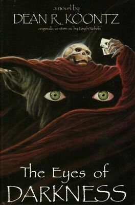 The Eyes of Darkness 1981 Thriller novel by Dean Koontz [P.D.F]