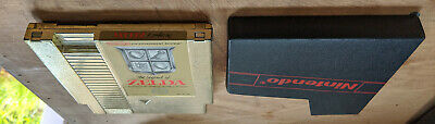 The Legend of Zelda (Nintendo Entertainment System, 1987) - GOLD CART