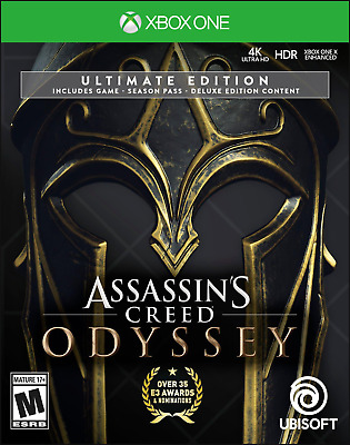 [XBOX One] Assassin's Creed Odyssey - ULTIMATE Ed. - Profilo HOME - NoCd, NoKey
