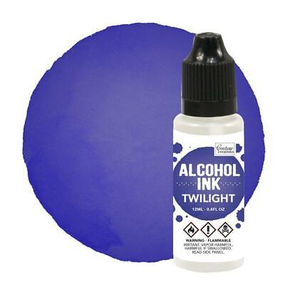 Couture Creations Alcohol Ink - Indigo (Twilight) SHIPS TO AUSTRALIA ONLY!!