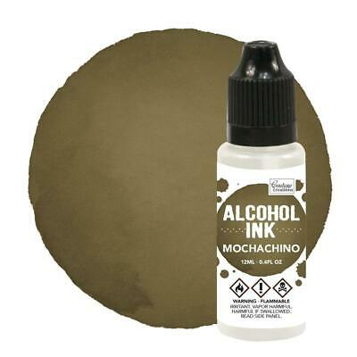 Couture Creations Alcohol Ink - Espresso (Mochachino) SHIPS TO AUSTRALIA ONLY!!