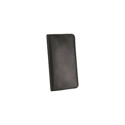 Scully Calfskin Leather Pocket Weekly Planner - Black Business Accessorie NEW