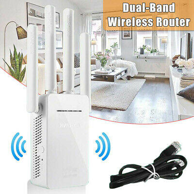 300Mbps WiFi Extender Range Extender WiFi Repeater Signal Booster Network Router